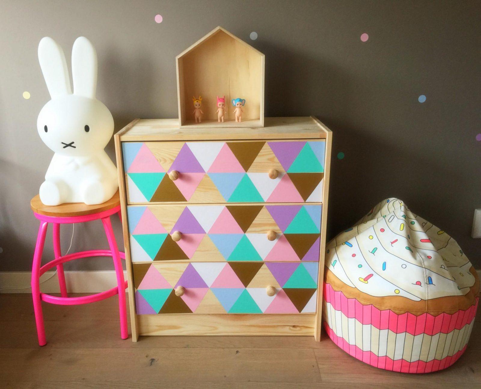DIY Ikea Hack voor de kinderkamer