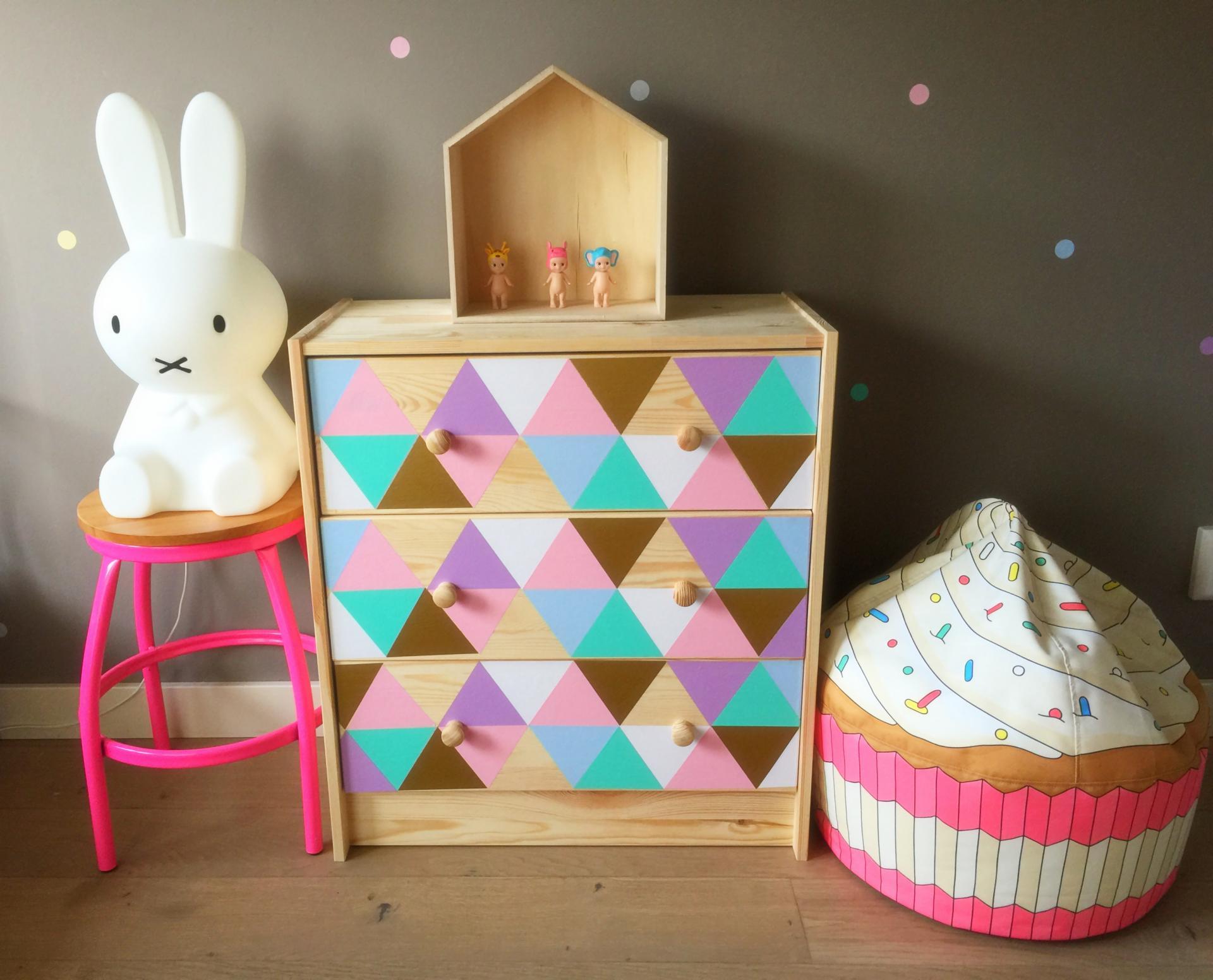Diy Ikea Hack Voor De Kinderkamer De Digitale Salon