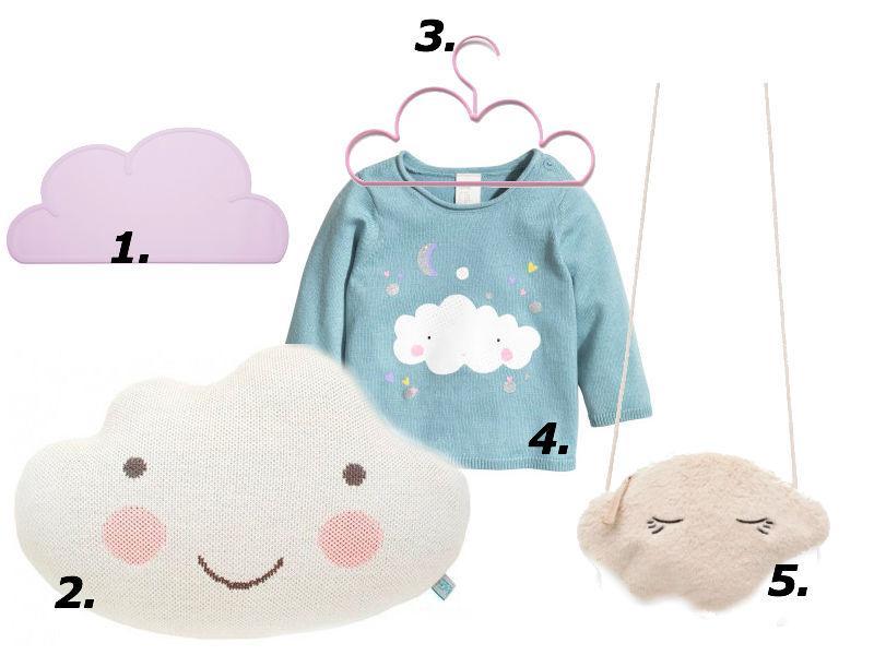 It's cloudy over here: 5 onweerstaanbare wolkjes