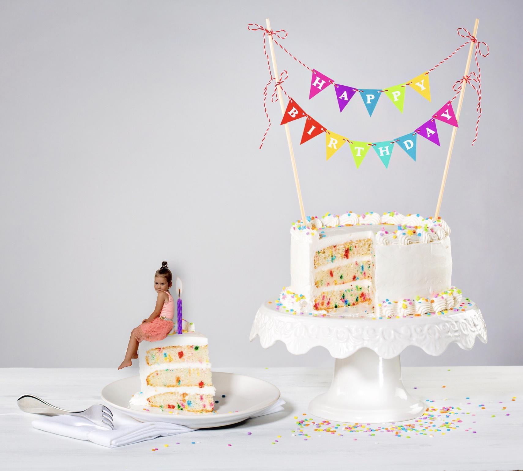 Tutorial birthdaycake